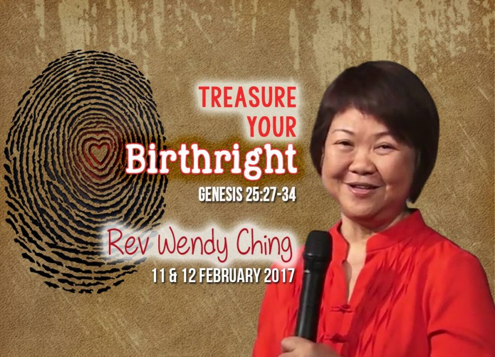 Reverend Wendy Ching
