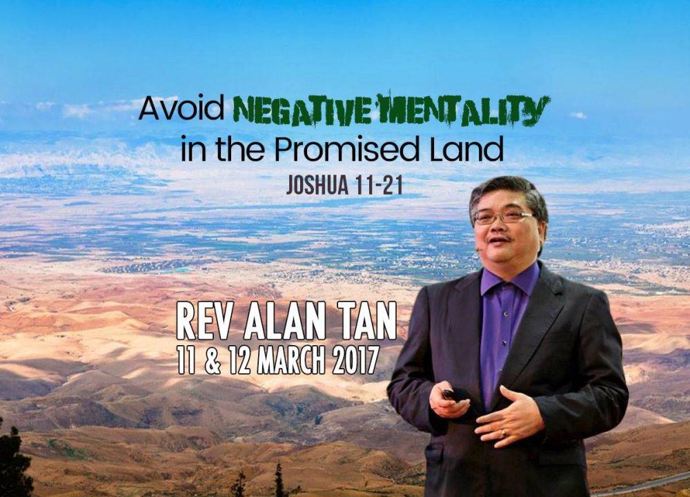 Reverend Alan Tan