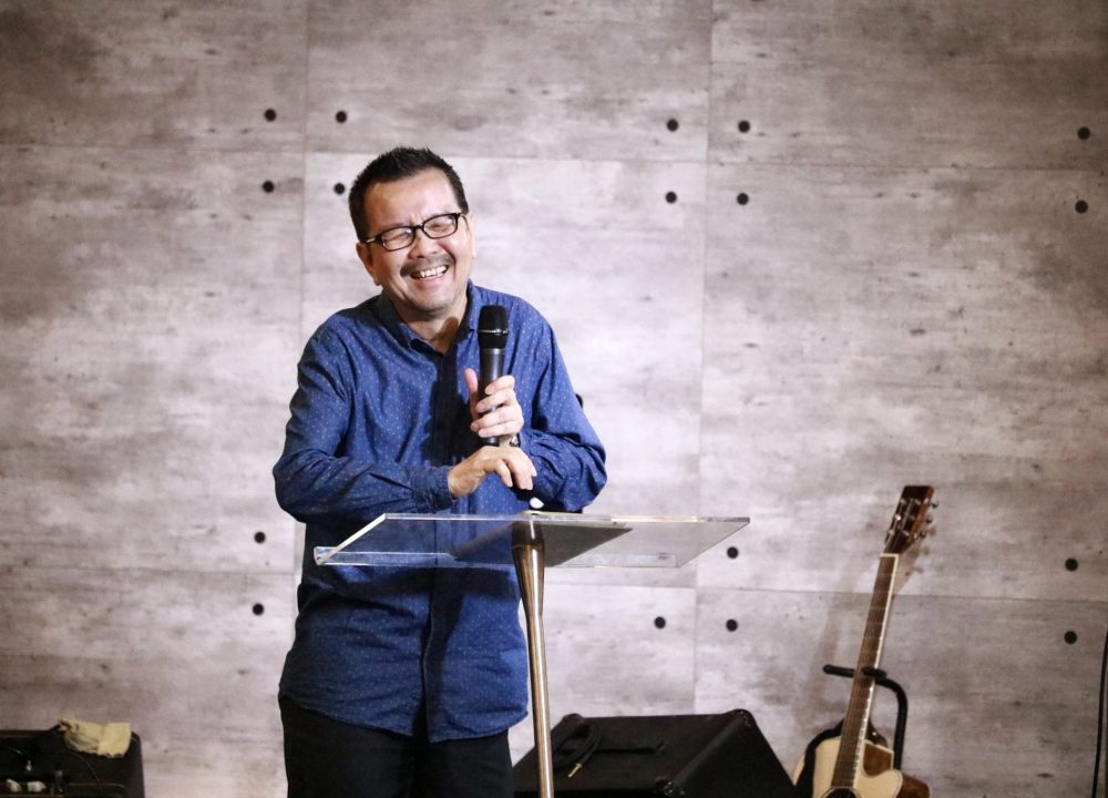 Reverend Dr Chan Nam Chen