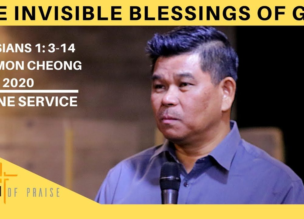 The Invisible Blessings of God