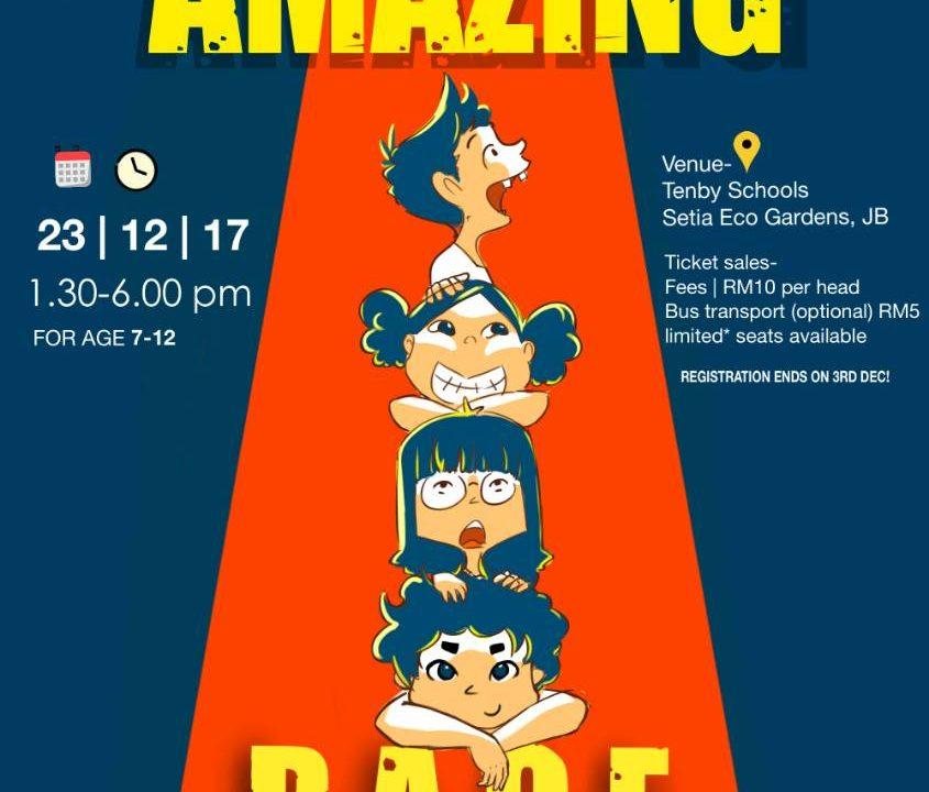 Amazing Race 23 Dec 2017