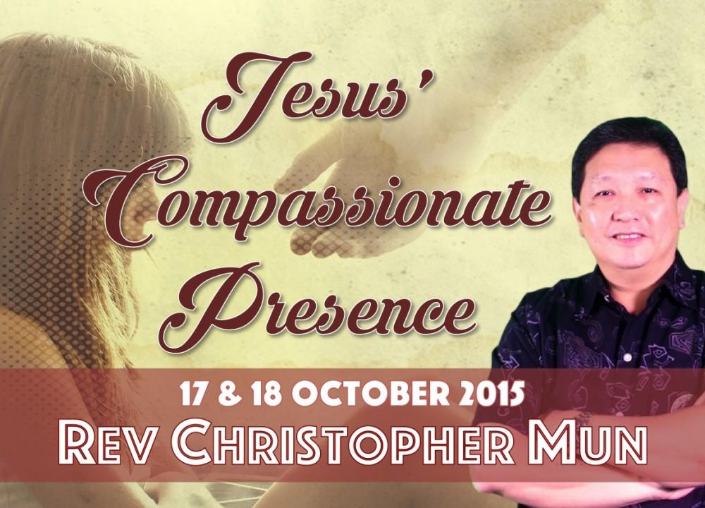 Reverend Christopher Mun