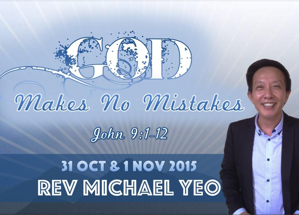 Reverend Michael Yeo