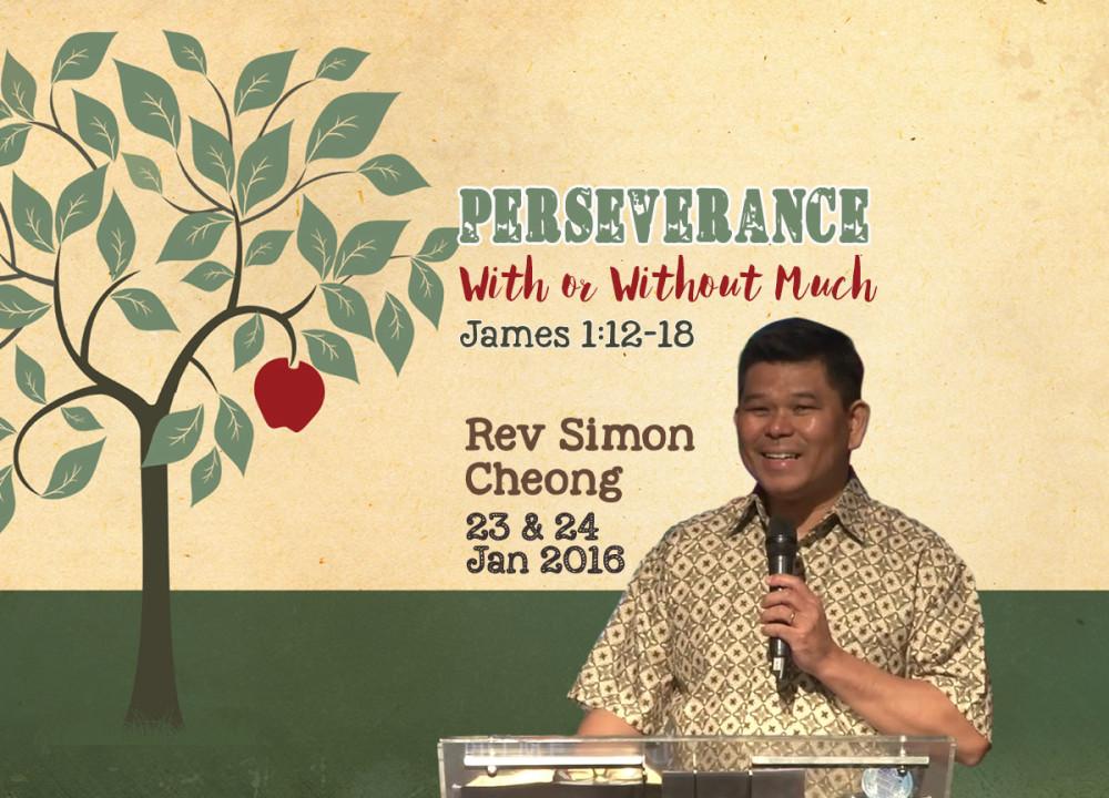 Rev Simon Cheong