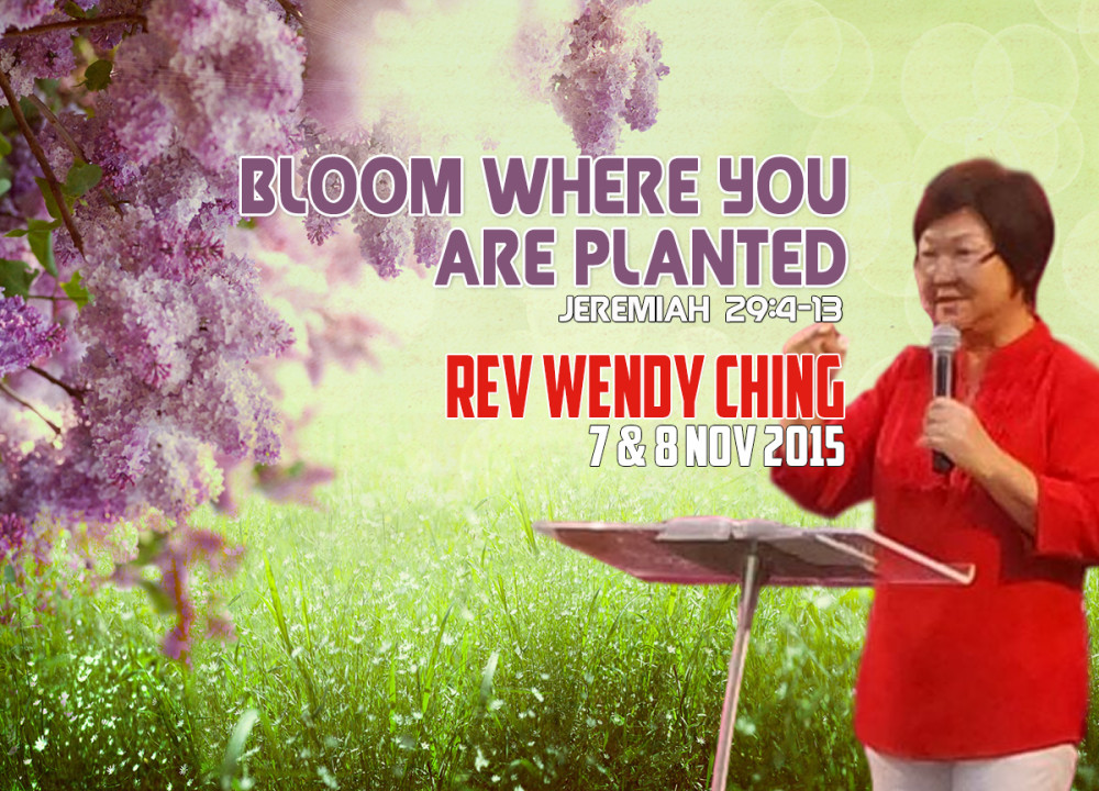 Rev Wendy Ching