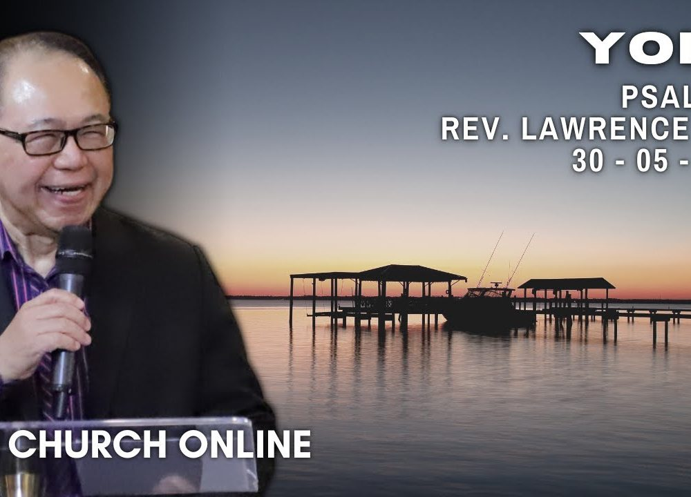 YOLO (You Only Live Once) | Rev. Lawrence Koo | 30 - 05 - 2021