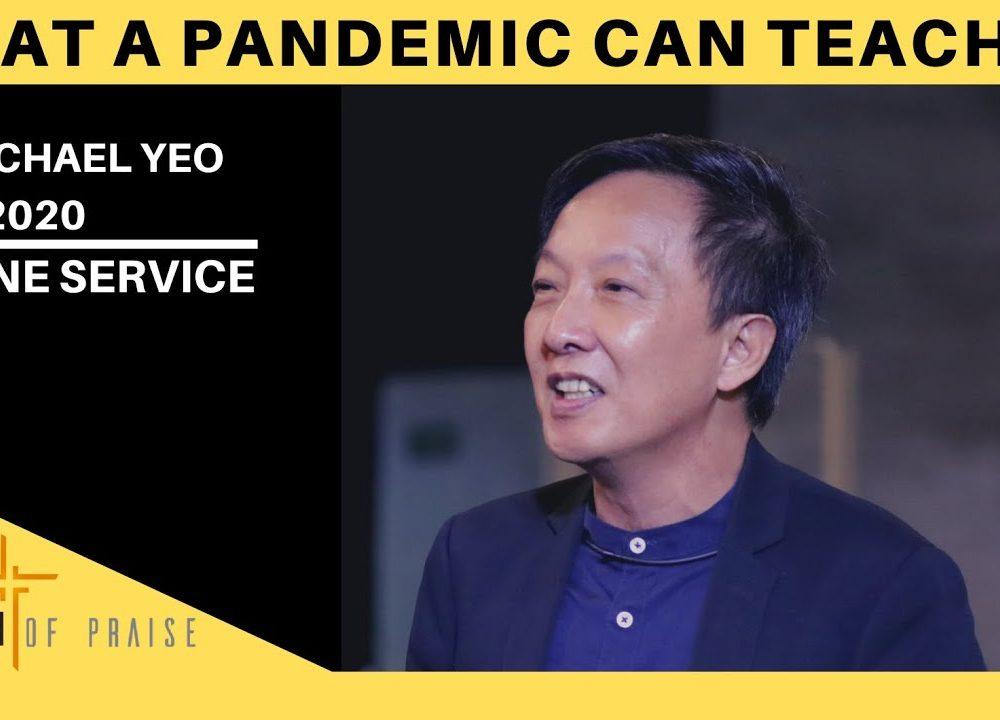 What A Pandemic Can Teach Us