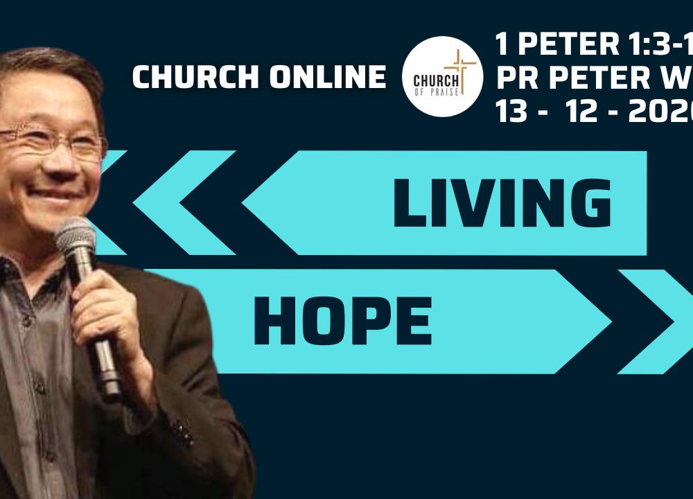 Sermon - Living Hope