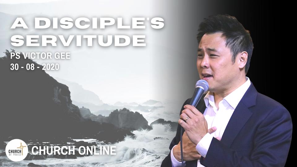 A Disciple's Servitude