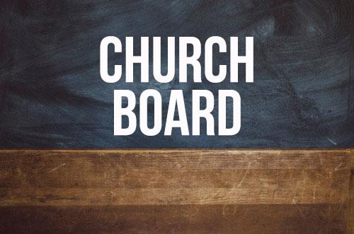 Church of Praise JB Church Board