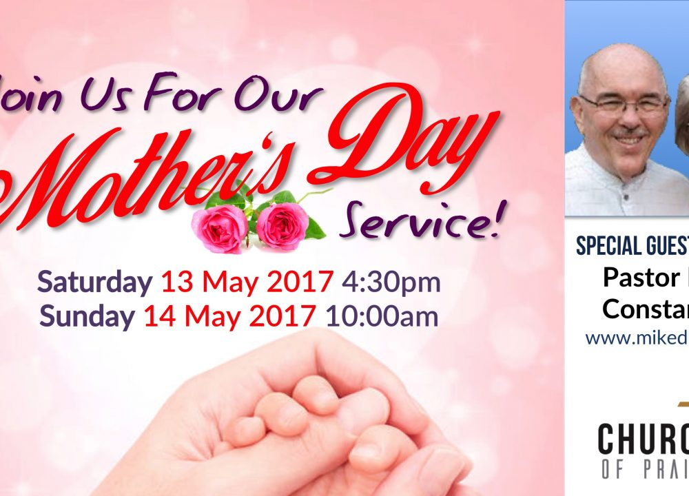 Mother's Day Service