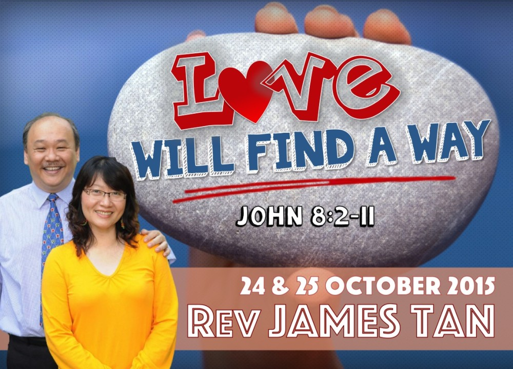 Reverend James Tan