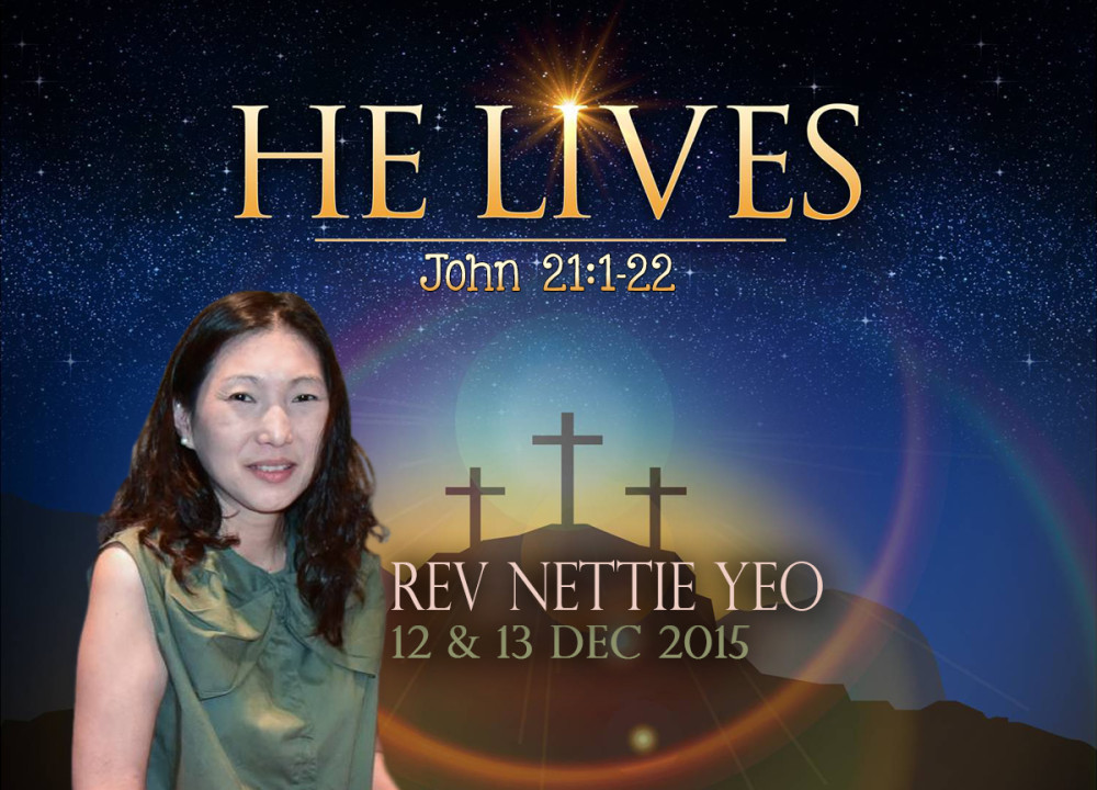 Reverend Nettie Yeo