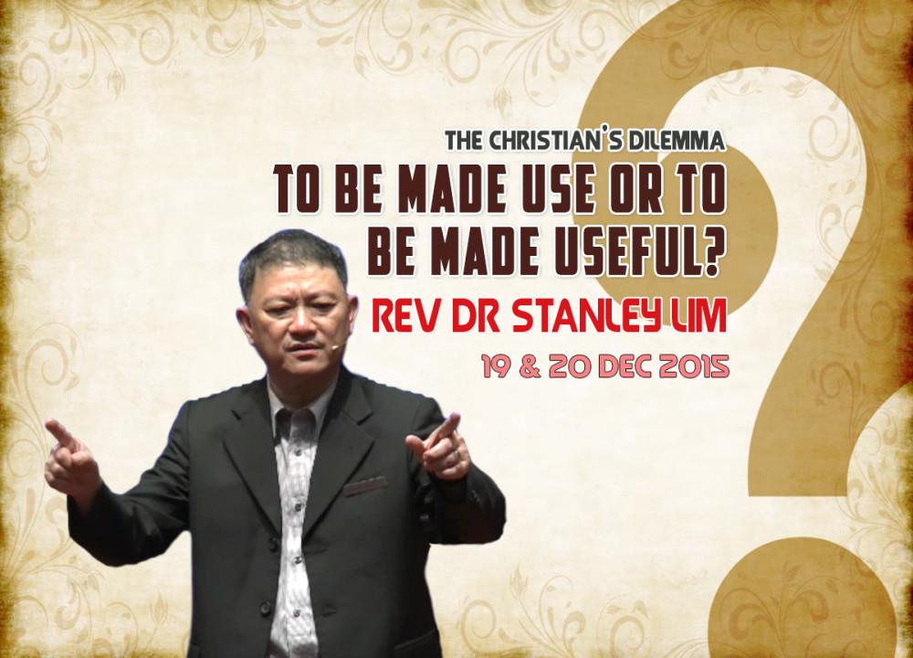 Rev Stanley Lim